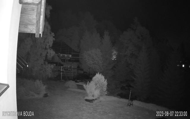 Obraz z kamery okolí Rychtrovy boudy